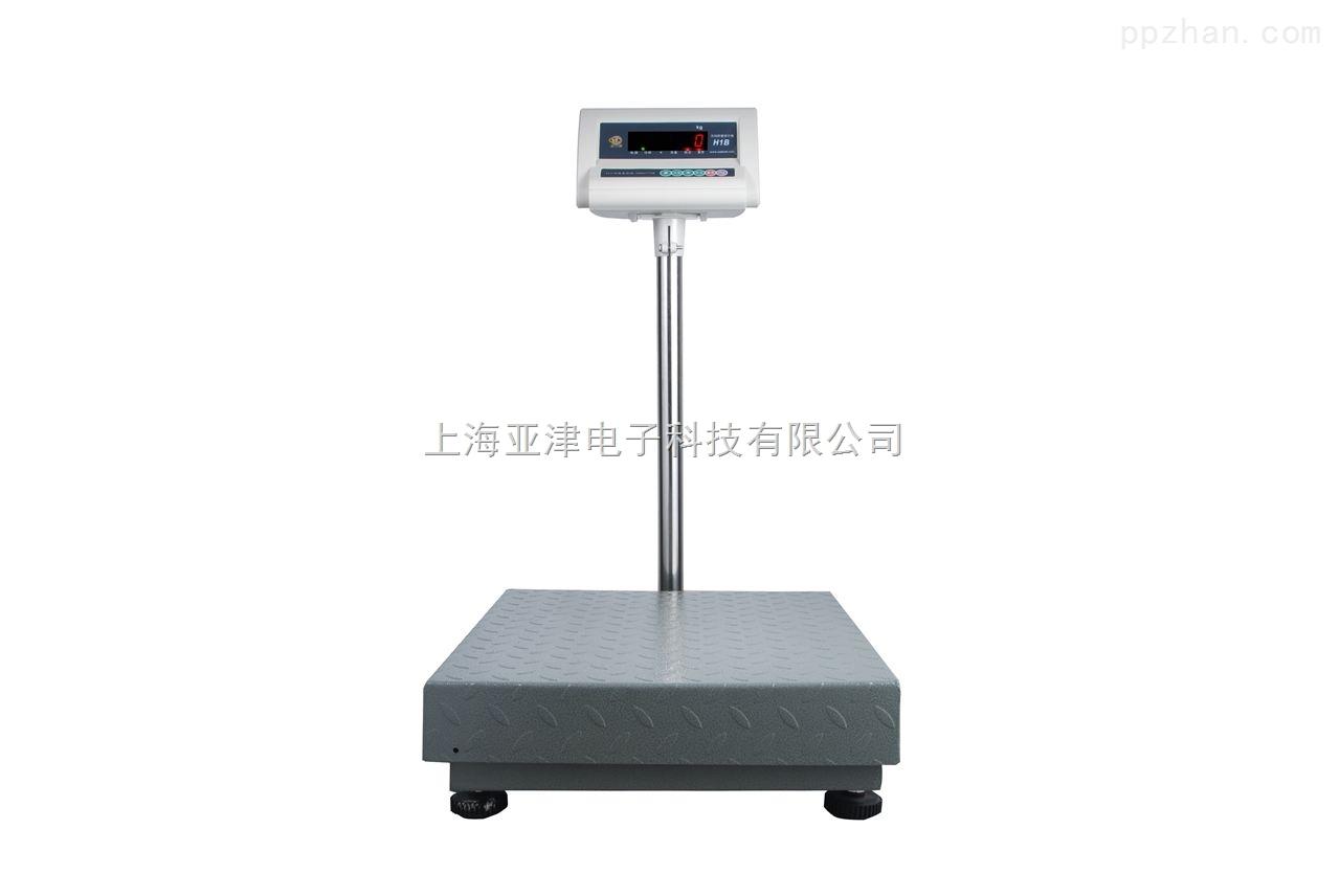 300kg工业电子秤哪家好上海亚津KS211-6080计重电子台秤