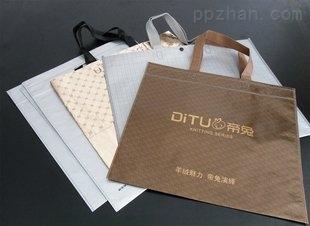 无纺布袋定制 订制购物袋 环保服装袋 广告袋可印刷LOGO