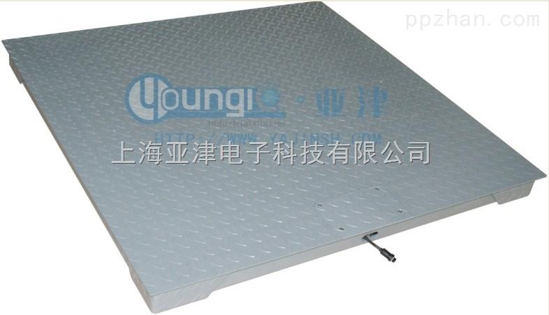 地磅P771A-3T上海单层电子地磅地磅品牌