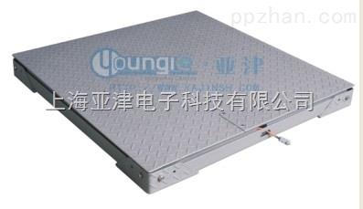 上海双层电子地磅亚津供应P772A-1吨双层电子平台称
