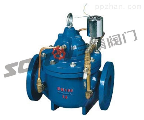 600X-水力电动控制阀