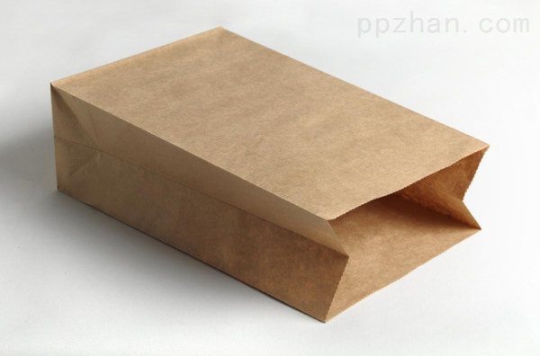 淋膜牛皮食品袋,防油纸袋厂 深圳环保纸袋厂
