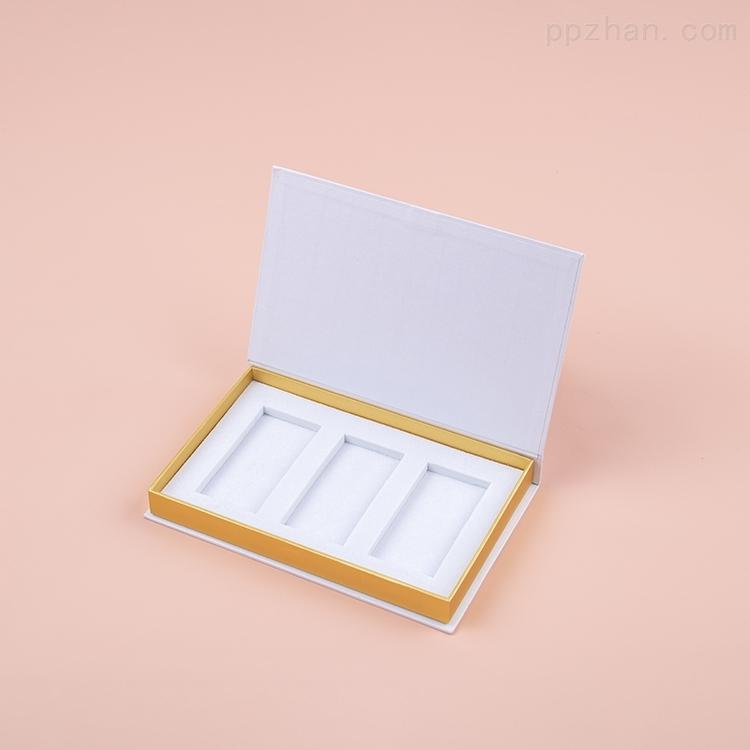 天地盖精品香水包装盒订做,可以印logo