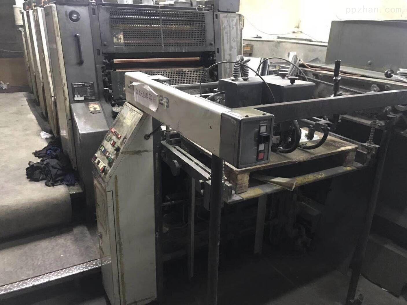 出售海德堡SM102-4印刷机