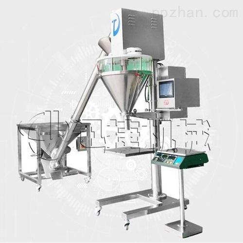 半自动粉剂包装机(新型)