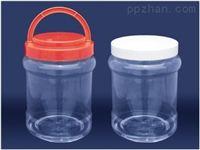 【供应】1.2L1.2公斤1.2千克食品香精化工包装塑料桶塑料罐塑料壶