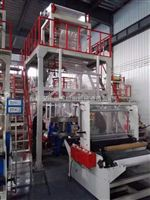 塑料膜吹膜机 高低压塑料吹膜机