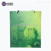 厂家定制精美茶叶包装纸袋手提袋
