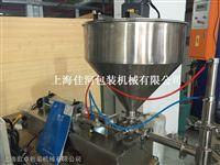 上海厂家直销膏体灌装机 腻子灌装 蜂蜜灌装机