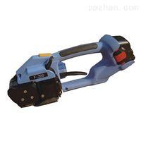 珠海厂家直销PET塑钢带电动免扣打包机