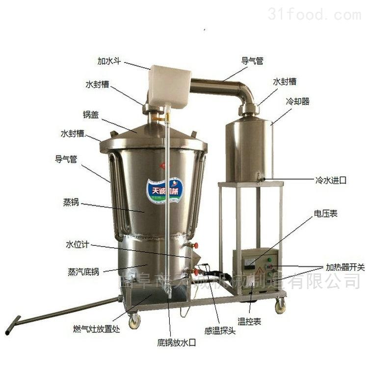 TCJ-50-酿酒设备如何选购